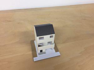 凸テラス 模型2