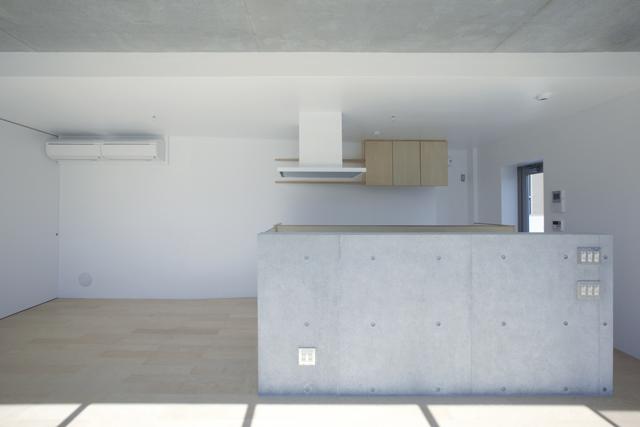 駒込の集合住宅